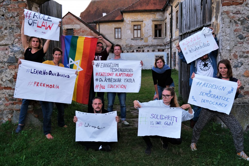 Activist Meeting Brno/Tisnov