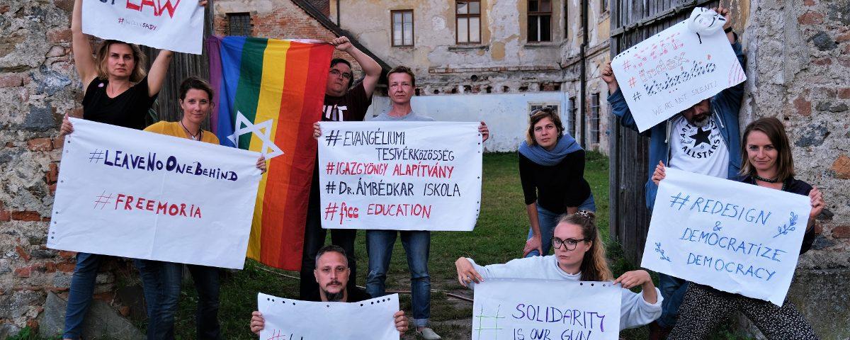 EDN Activist Meeting Tisnov/Brno