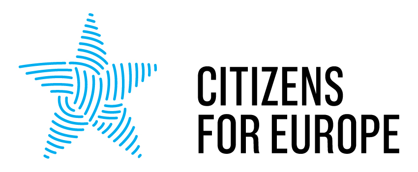 Citizens For Europe Brussels Logo