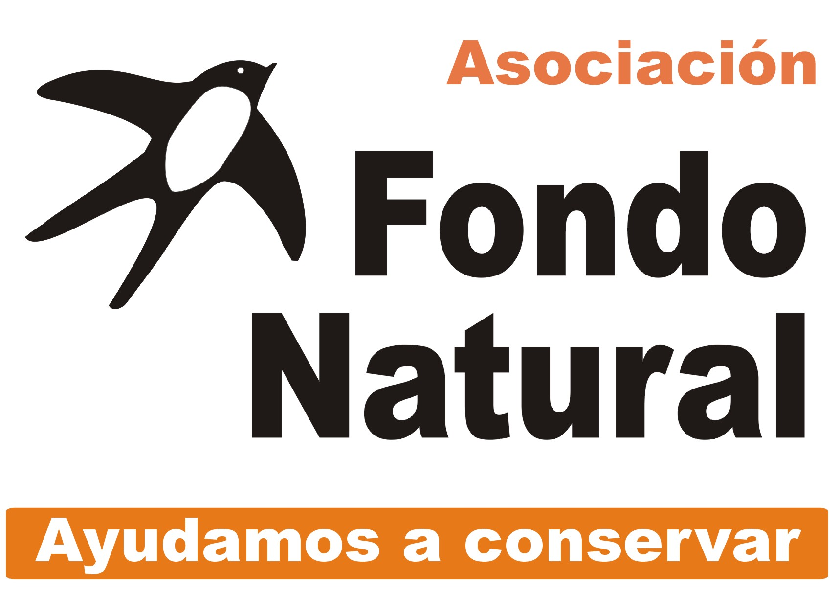 Logo fondo natural