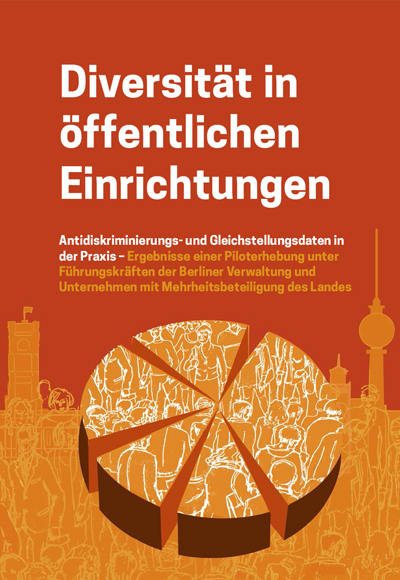 Cover Publication Pilot Survey on diversity in the Berlin government administration