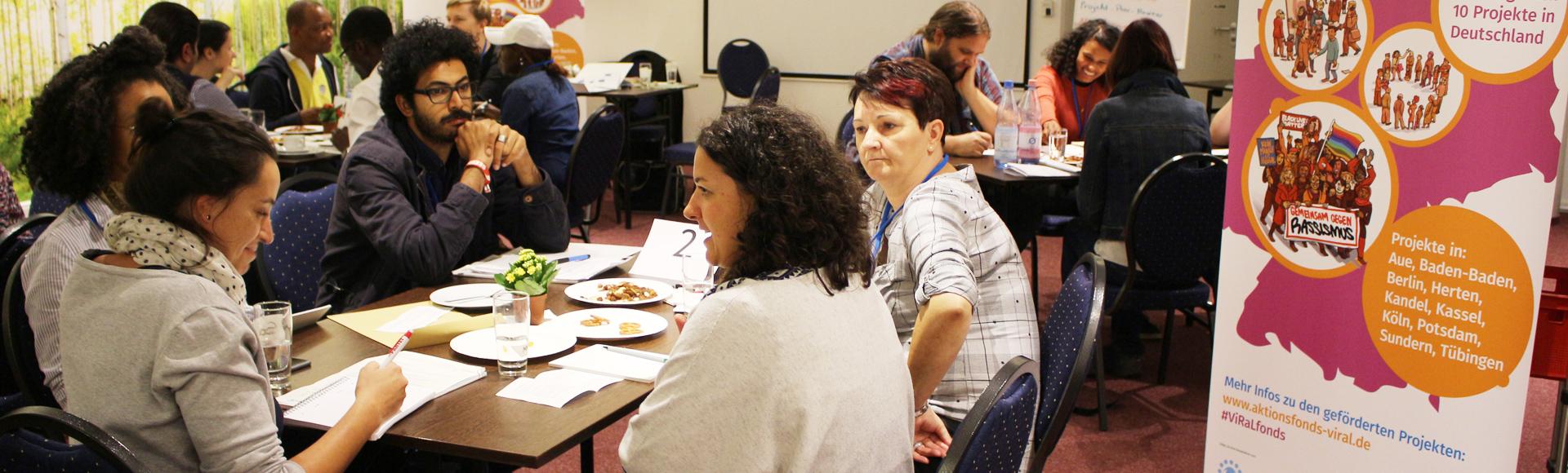 Kick-Off Meeting #ViRaLfonds interactive session