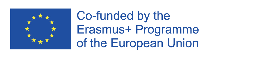 Co-funded by the Erasmus+ Programmw of the European Union
