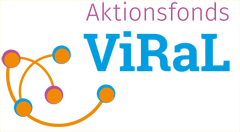 Logo Aktionsfonds ViRAL