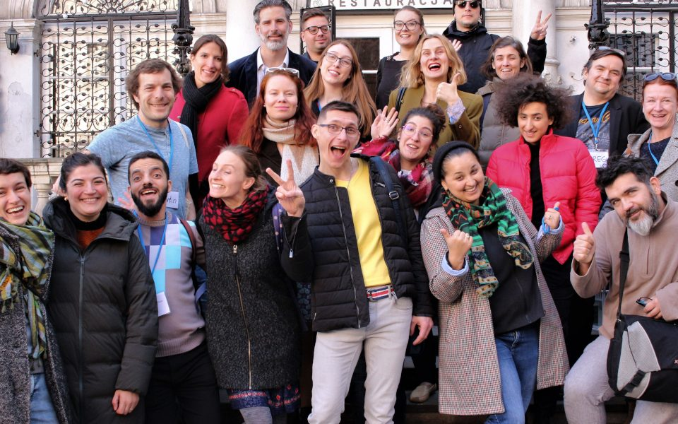 Activists and Partners of the European Democracy Network